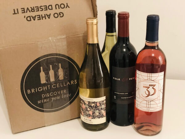 Bright Cellars Wine