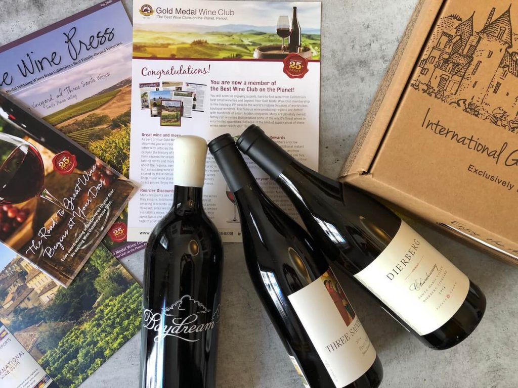 An Updated Gold Medal Wine Club Review   June 2020