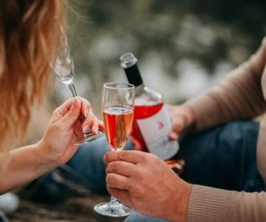 Food and Wine Pairing for Valentine's Day Dinner Date
