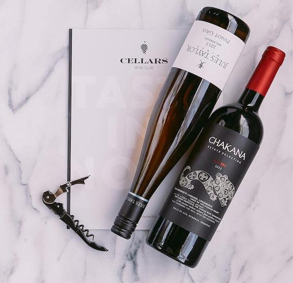 cellars wine club wines selection